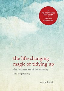 Amazon Giveaway: Win a free copy of The Life-Changing Magic of Tidying Up!