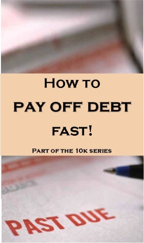How I've Paid Off $10K in Debt: Part1